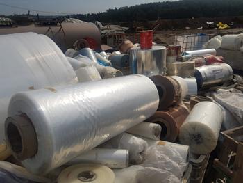 Operação DEMETER VI - resíduos plásticos, e resíduos hospitalares